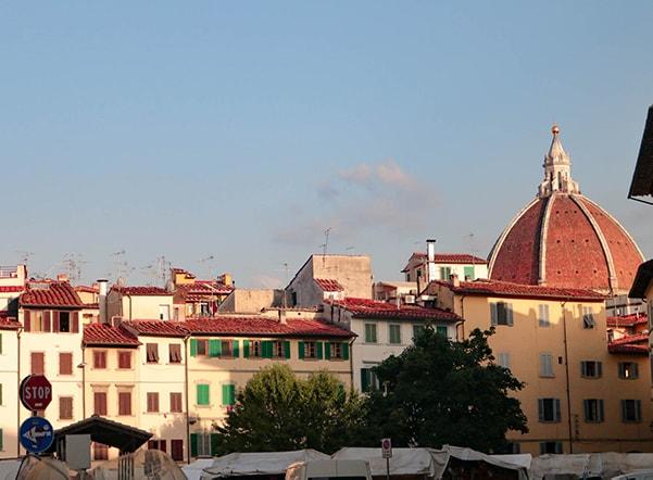Stadt Florenz