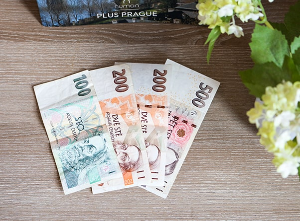 In Prag Geld wechseln – Beitragsbild